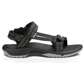 Teva Terra Fi Lite Sandalen Dames, City Light Black Pastel